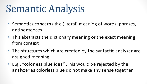 Phrases Semantic Analysis — Argsen
